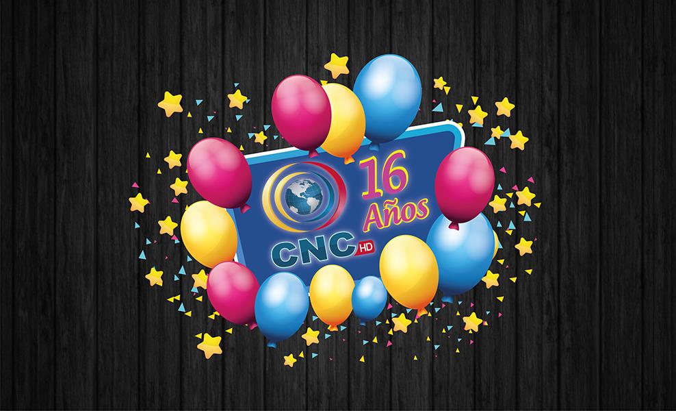 Cumpleaños CNC